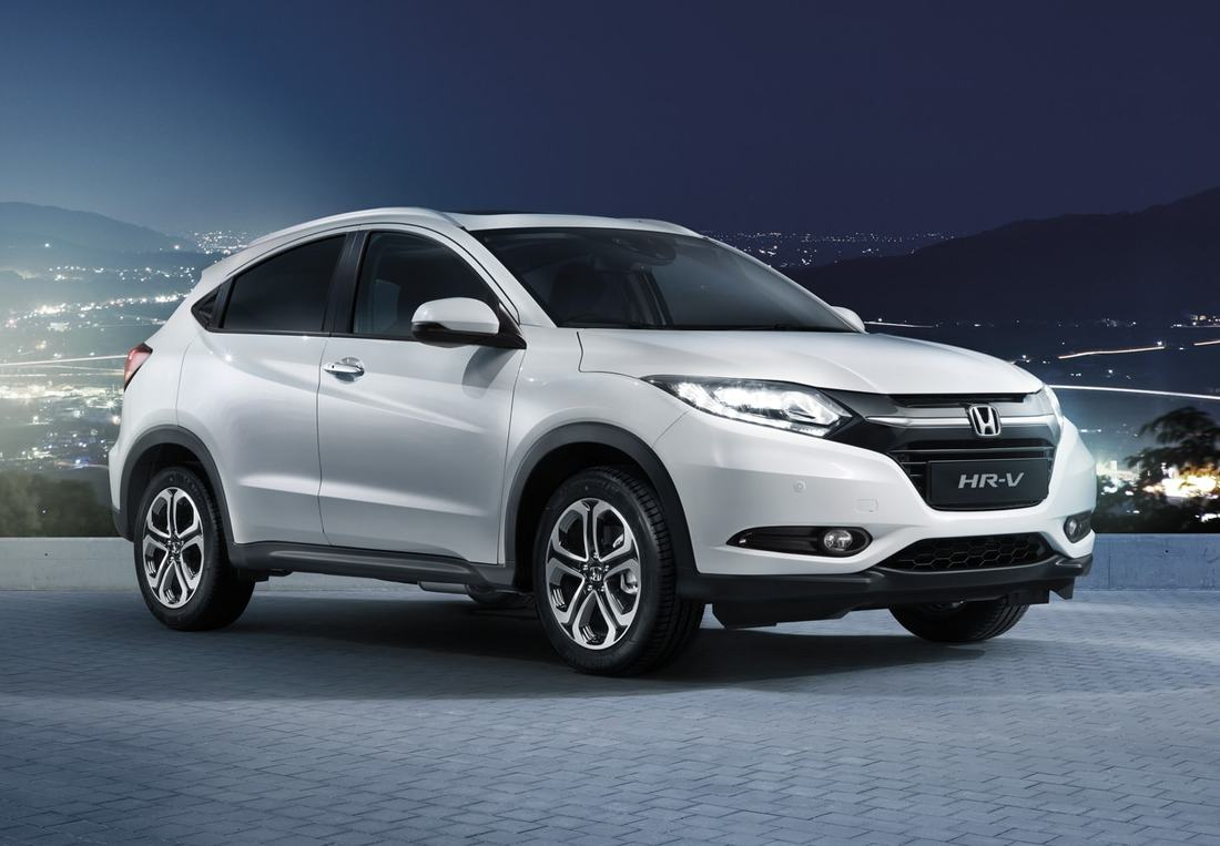 review honda hrv terbaru - blog